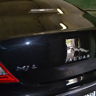 Снижение повышенного шума цепи ГРМ на Jaguar XJL 3.0